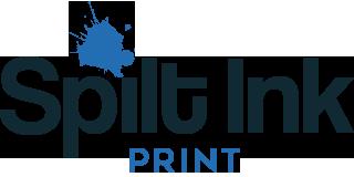 Spilt Ink Print