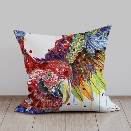 Printed Fabric Cushions