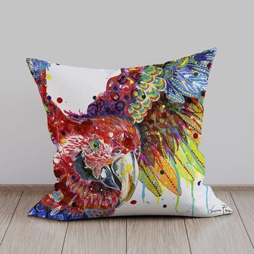 Printed Fabric Cushions